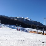 Ski fahren - ein paar Eindrücke IV