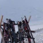 Ski fahren - ein paar Eindrücke V