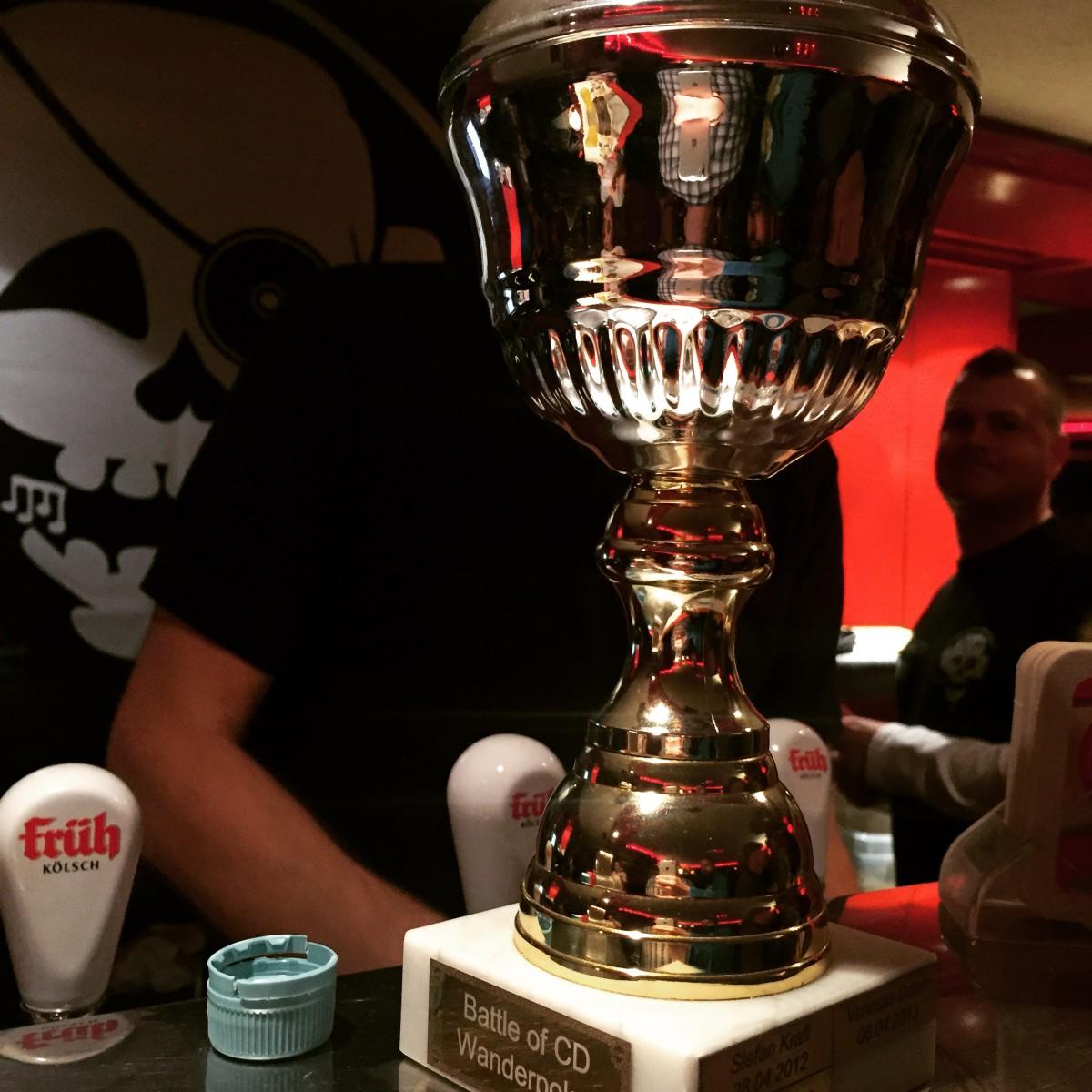 Battle of CD 2015 - ein Musikstöckchen!