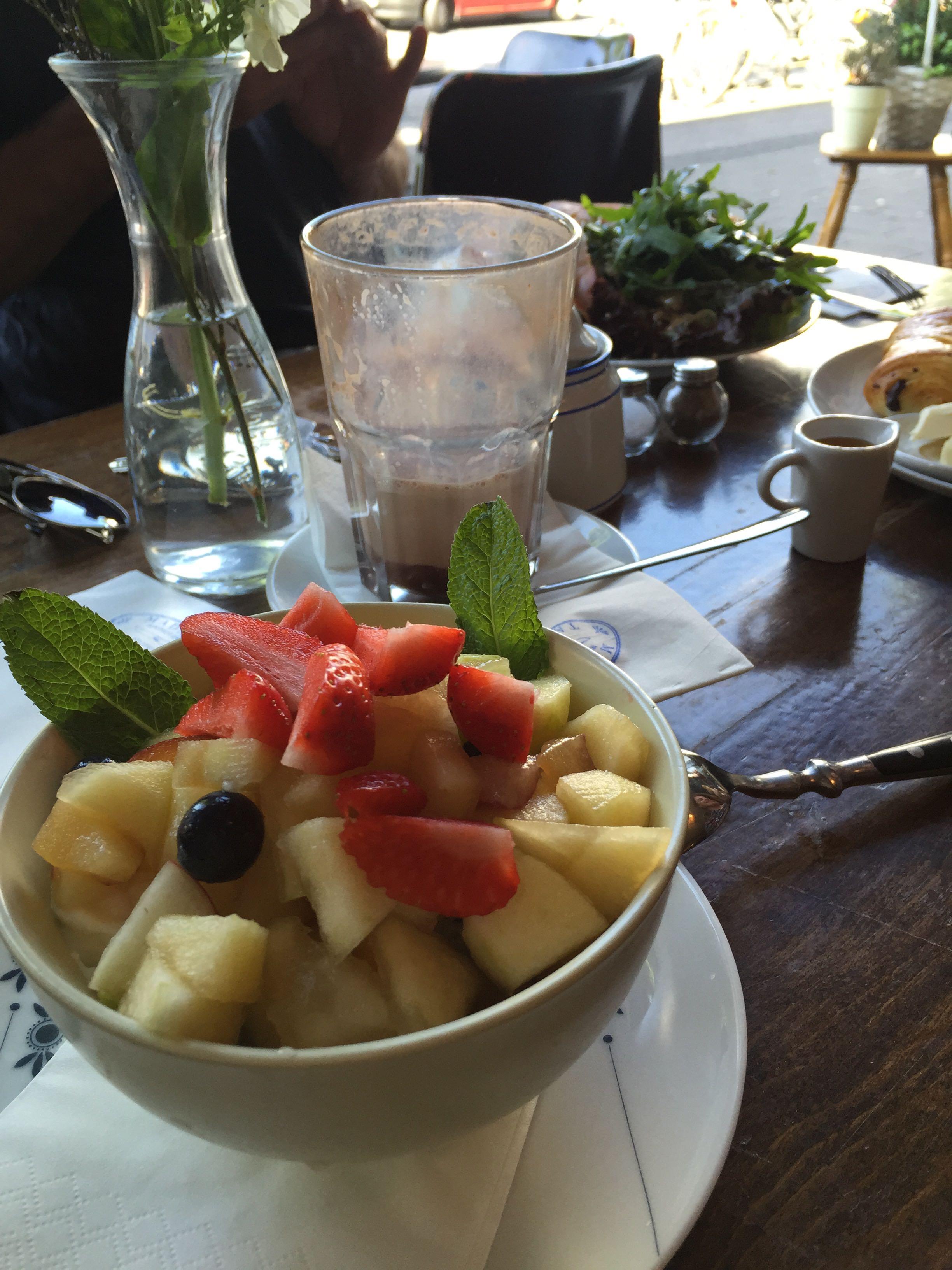 Frühstücken bei Madame Tartine